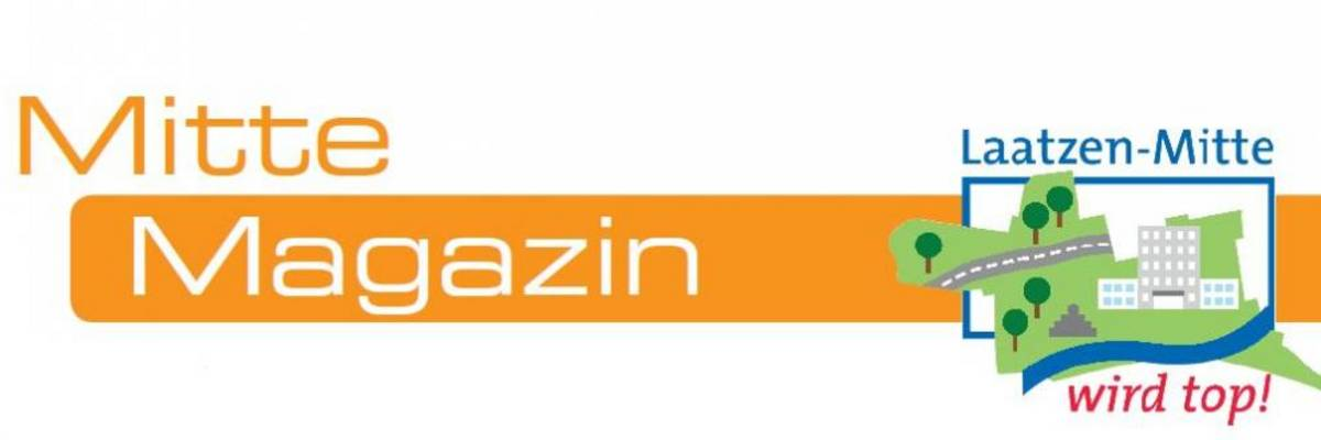 Logo des Magazins