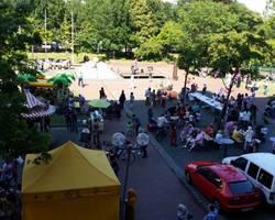 Menu: Sommerfest
