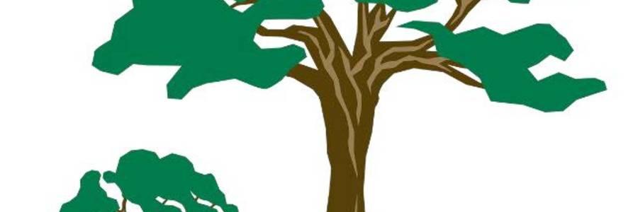 symbolisierter Baum
